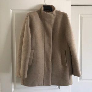 Size 14 J. Crew Factory City Coat